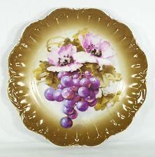Antique Imperial GARDNER  Russian  Porcelain Plate