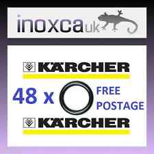 48 KARCHER HD HDS HOSE NOZZLE JET LANCE SPARE O-RING SEALS O RINGS O RING SEAL