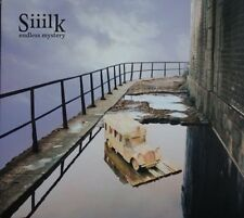 """CD   Siiilk   """"Endless mystery"""" (musea records 2017)"""