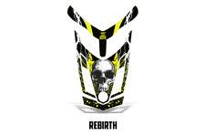 SIKSPAK Ski-Doo Rev XR Hood Decal Graphic Kit Sled Snowmobile Wrap 2013+ RB YLW