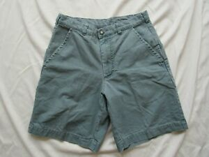 """Vtg 90s 1998 Patagonia Men's Stand Up Shorts 30"""" Waist Cotton Hiking Nice Shape!"""