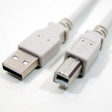 Druckerkabel 1,8m für Canon Pixma MG3650 USB 2.0 TYP A/B Stecker