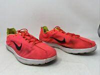Nike Mens Mayfly Lite SE Running Shoe Pink/White Size 10.5M US