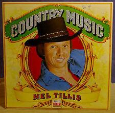 MEL TILLIS: Country Music LP TIME LIFE RECORDS STW111