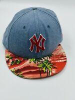 Rare New York Yankees Baseball Hat Size Medium-Large