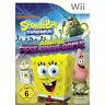 Nintendo Wii Game Spongebob Squarepants: Planktons Fiese Robo-Rache New