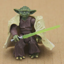 "rare Star Wars Yoda 2004 Empire Strikes Back 2.0"" Action Figure hasbro toy gift"