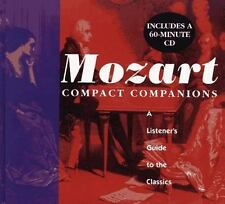 MOZART: A LISTENER'S GUIDE TO THE CLASSICS (Compact Companions), Wenborn, Neil,