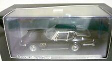 Minichamps 437123421, Maserati Mistral Coupé, 1963, schwarz, lim., 1/43, NEU&OVP