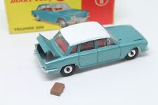 Dinky #135 TRIUMPH 2000-Reproduction Box par drrb