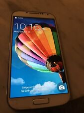 New listing Samsung Galaxy S4 Sch-I545 16Gb 4G Lte White Unlocked Verizon Smartphone