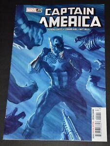 Captain America #29 Coates, Kirk, Milla  5/19/21 Marvel New Unread First Print.