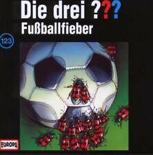 Die drei ??? (123) Fußballfieber (2008)  [CD]
