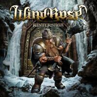 Wind Rose - Wintersaga   - CD NEU