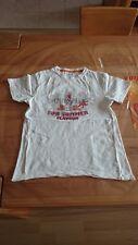 T Shirt Shirt Pulli von Vertbaudet Größe 146 / 152 150 cm weiß mit Frontdruck
