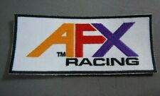 AFX Iron-On Embroidered Patch - Aurora Slot Car Racing- 4.5 x 2""