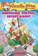 Geronimo Stilton #34: Geronimo Stilton, Secret Agent: By Stilton, Geronimo