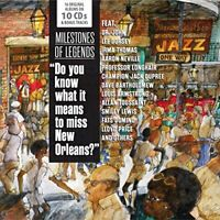 Do You Know What It Means To Miss New Orleans? [CD]