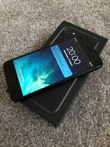 Apple iPhone 7 - 128GB - Black (EE) A1778 (GSM)