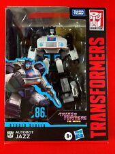 Jazz Transformers The Movie 86 Studio Series New/Sealed Mint IN HAND US seller