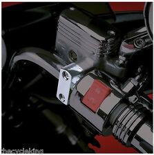 Chrome Master Cylinder Clamp - 750 Honda VT750 C/CD/DC/C2 Shadow Aero/ACE/Spirit