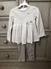 Toddler Girl Clothes - Calvin Klein 2 Piece Set 24months