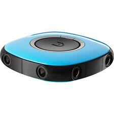 Vuze VR Camera with 4K Video & 3D 360 Virtual Reality Recording - Blue VUZE-1-BL