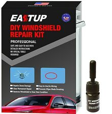 Eastup Windscreen Windshield Repair Kit Car Glass Fix Tools Crack Chips Repair