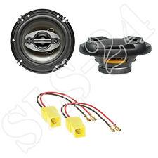 4-Wege Lautsprecher 90W RS-A 1674 für Fiat Punto (188)  + LSP Adapter SET