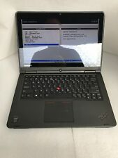 Lenovo YOGA s1 i5 4200u 1,6ghz 8 GB di RAM 128gb SSD MULTI TOUCHSCREEN Merce B