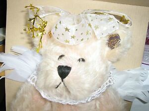 Collectible Annette Funicello Mohair Bear Twyla LE 196/20,000