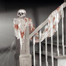 Halloween Saignant Gaze Tissu Drapage Décoration pour Fête Accessoire