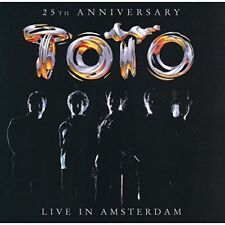 TOTO-Live in Amsterdam/25th Anniversary, CD, NUOVO + SIGILLATO-SEALED