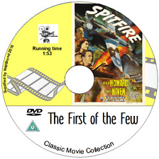 The First of the Few - David Niven, Leslie Howard DVD Film