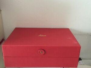 Leica Leer Box Leer Verpackung 27x18x9cm-18