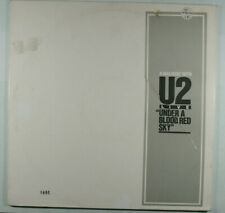 U2 A Dialogue With RARE NUMBERED PROMO ONLY INTERVIEW LP/Under A Blood Red Sky