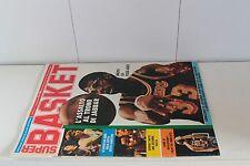 rivista SUPERBASKET 1981 numero 7