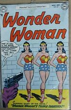 "Dc Comics Wonder Woman"" Pizza Hut ""Edición Coleccionistas #1 1953"