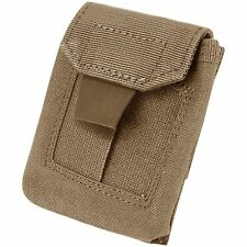 Condor Coyote Brown MA49 EMT & Medic Tactical Military Hunting MOLLE Glove Pouch