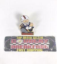 Vintage New England Patriots NFL Football Huddles Hat Lapel Pin - Excellent!