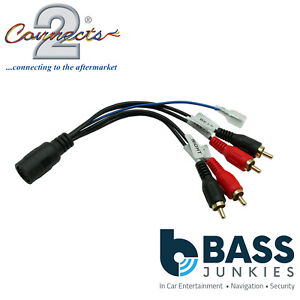 Connects2 CT20VL05 Volvo C-70 1997 - 2001 Car Stereo ISO Harness Adaptor