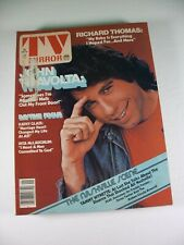 TV-Radio Mirror Magazine -Lot of 6 - 1977 Back Issues Travolta & Charlies Angels