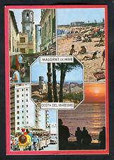 Posted 1999: Multiviews Malgrat de Mar, Costa del Maresme, Barcelona