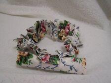 "Longaberger Garter 12"" diameter small Mother'S Day Floral Nib"