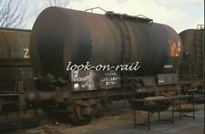 N1201 - Dia slide 35mm original Eisenbahn Holland, NS Kesselwagen