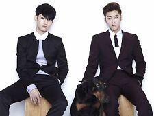 "TVXQ Poster KPOP Korea Star Boy Band Silk Posters Wall decor Prints 12x16"" TVXQ5"