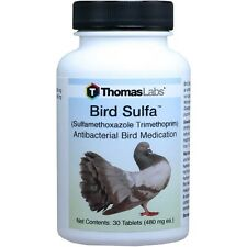 Bird Sulfa (Sulfamethoxazole Trimethoprin) - 30 Tablets