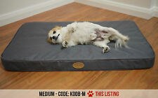 Four Seasons Memory Foam Orthopedic Dog Bed for Cabin Style Kennels - Medium
