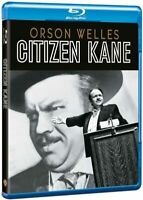 CITIZEN KANE ORSON WELLES  BLU RAY NEUF SOUS CELLOPHANE