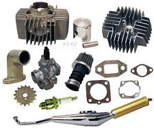 Rennkitpaket 2 komplett Puch Maxi x 30 Manet KTM Mofa Motor & Antrieb Rennteile